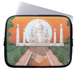 El Taj Mahal Funda Para Ordenador