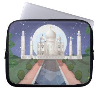 El Taj Mahal Funda Para Portátil