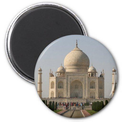 el Taj Mahal Imanes