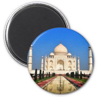 El Taj Mahal Imán Redondo 5 Cm