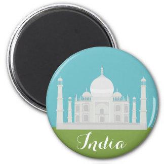 El Taj Mahal, la India Imán Redondo 5 Cm