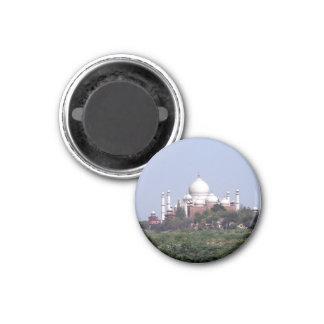 el Taj Mahal lejos Imán Redondo 3 Cm