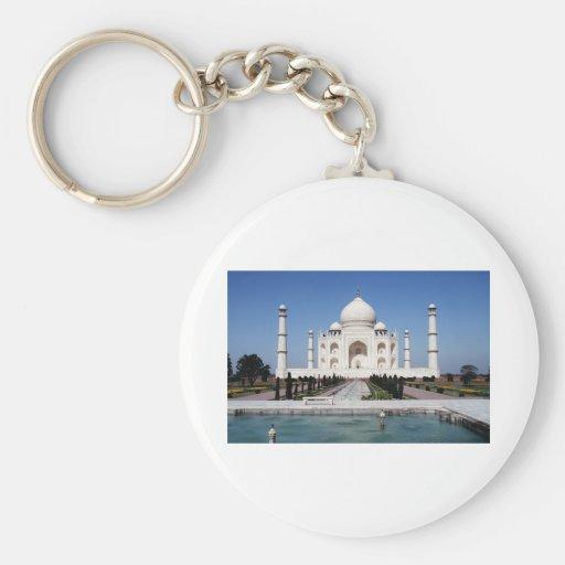 El Taj Mahal Llaveros
