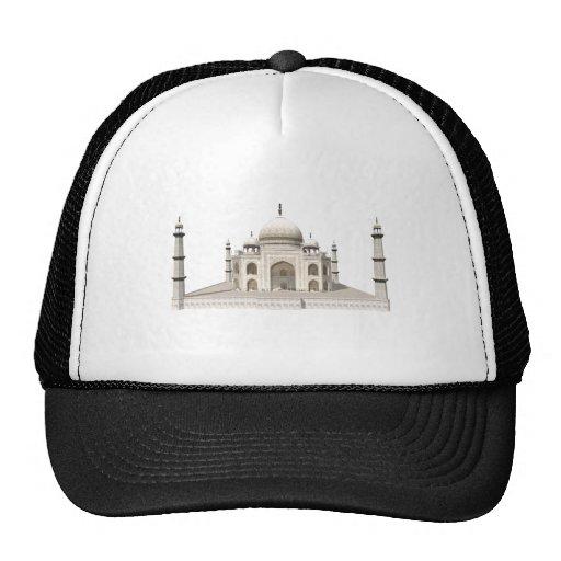 El Taj Mahal: modelo 3D: Gorro