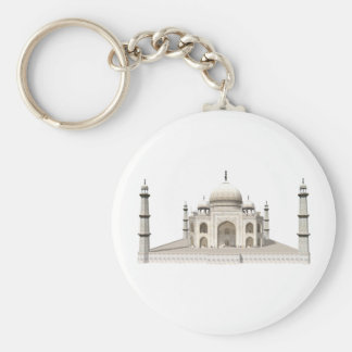 El Taj Mahal: modelo 3D: Llaveros
