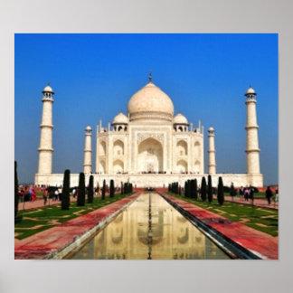 El Taj Mahal Posters