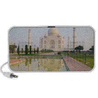 El Taj Mahal pacífico reservado en la salida del s iPhone Altavoz