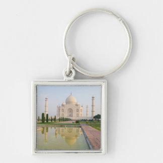 El Taj Mahal pacífico reservado en la salida del s Llaveros