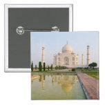 El Taj Mahal pacífico reservado en la salida del s Pin Cuadrado