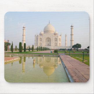 El Taj Mahal pacífico reservado en la salida del s Tapete De Ratón