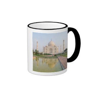 El Taj Mahal pacífico reservado en la salida del s Taza