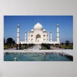 El Taj Mahal Poster