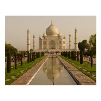 El Taj Mahal Postales