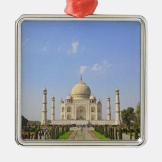 El Taj Mahal un mausoleo situado en Agra la Indi Ornamento De Navidad