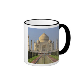 El Taj Mahal un mausoleo situado en Agra la Indi Tazas