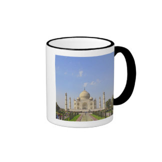 El Taj Mahal un mausoleo situado en Agra la Indi Taza