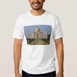 El Taj Mahal, un mausoleo situado en Agra, la Playeras