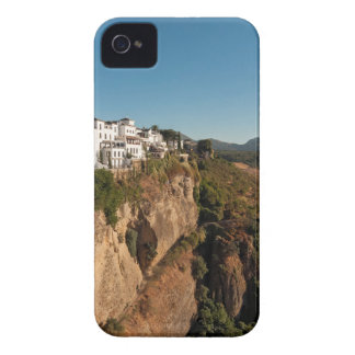 El Tajo Gorge, Ronda, Spain iPhone 4 Cover