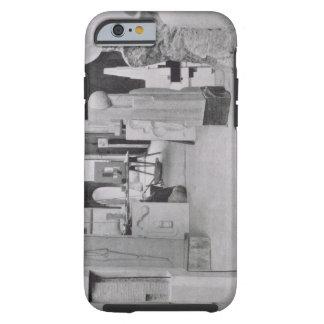 El taller del Carver de piedra, de los talleres de Funda Para iPhone 6 Tough