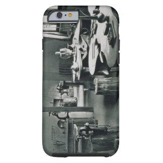 El taller del metal, de los talleres del Bauh Funda De iPhone 6 Tough