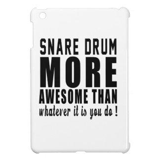 El tambor más impresionante que lo que es usted