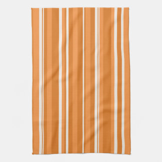 El tango de la caída raya la toalla de té anaranja