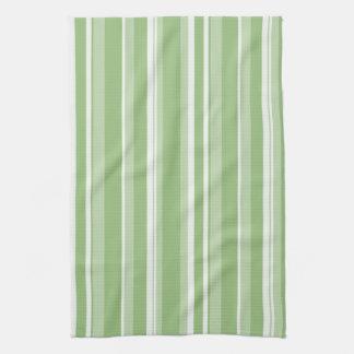 El tango de la caída raya la toalla de té verde