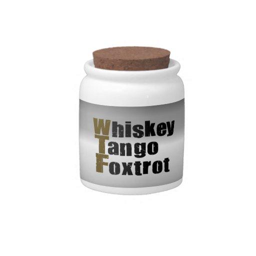 El tango del whisky Foxtrot Jarras Para Caramelos
