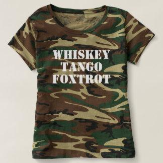 El tango del whisky Foxtrot Remeras