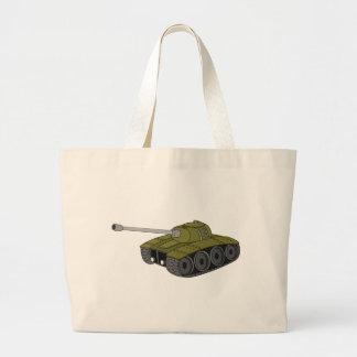 el tanque bolsa tela grande