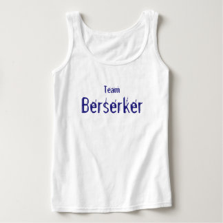 El tanque de Berserker Playera De Tirantes Básica