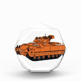 El tanque de Bradley
