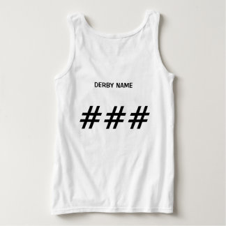 El tanque de Dewey 4 Prez del #SOMUCHPEE Playera De Tirantes Básica