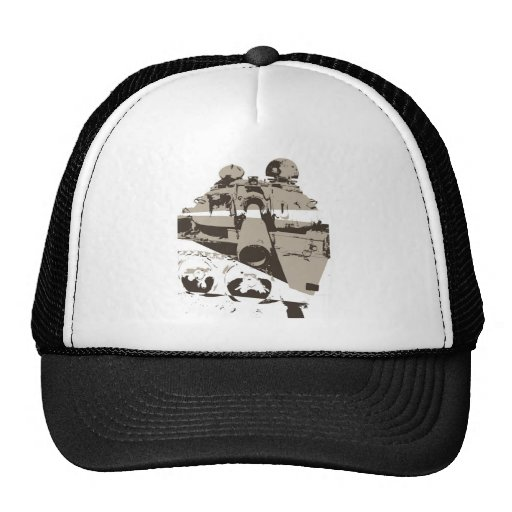 El tanque de la guerra gorro