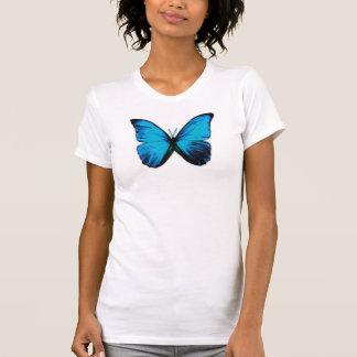 El tanque de la mariposa camisetas