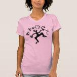 El tanque de la mujer camisetas