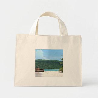 El tanque de la playa de Puerto Rico Bolsa De Tela Pequeña