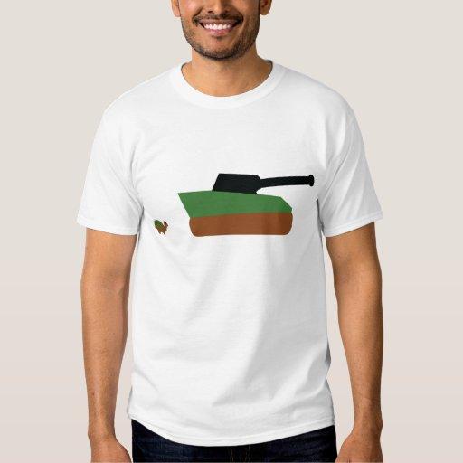 el tanque de la tortuga playeras