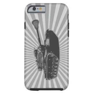 El tanque de LaCrosse - gris Funda Para iPhone 6 Tough