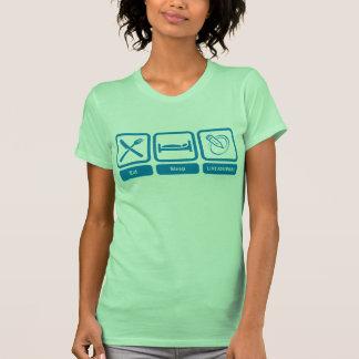 El tanque de las señoras (coma, duerma, LiveJourna Camisetas