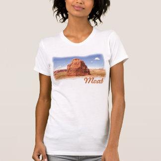 El tanque de las señoras de Moab Camisetas