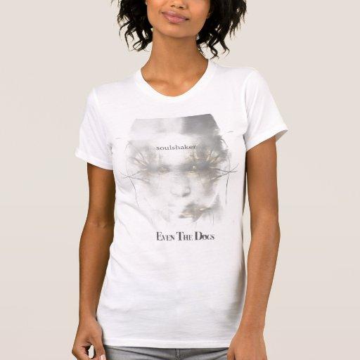 El tanque de los chicas camiseta
