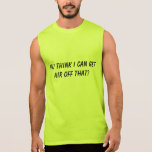 El tanque de los hombres camisetas sin mangas