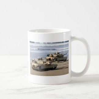 El tanque de M1A1 Abrams Tazas