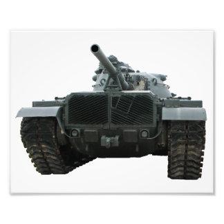 El tanque de M60 Patton Fotografías