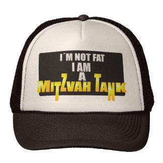 El tanque de Mitzvah Gorra