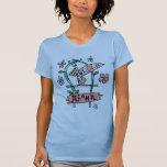 El tanque del pájaro de Tiki por Tiki tOny Camisetas