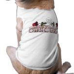 El tanque del perrito del logotipo de Observatoire Camisa De Mascota