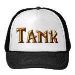 El tanque gorro