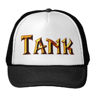 El tanque gorros